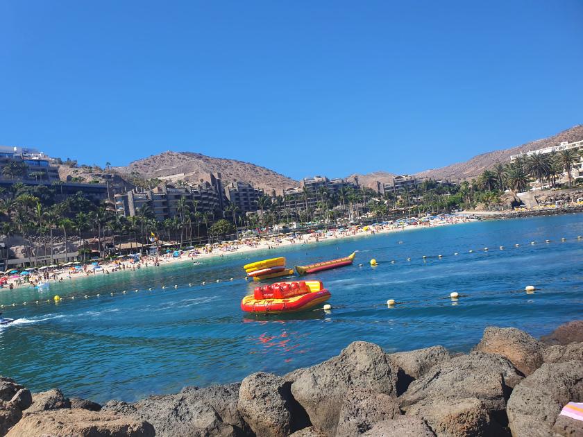 Playa de amfi